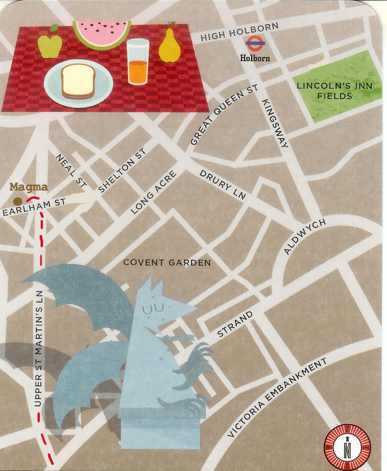 London Map 3