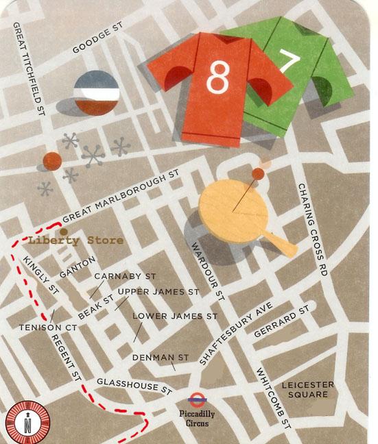 London Map 4