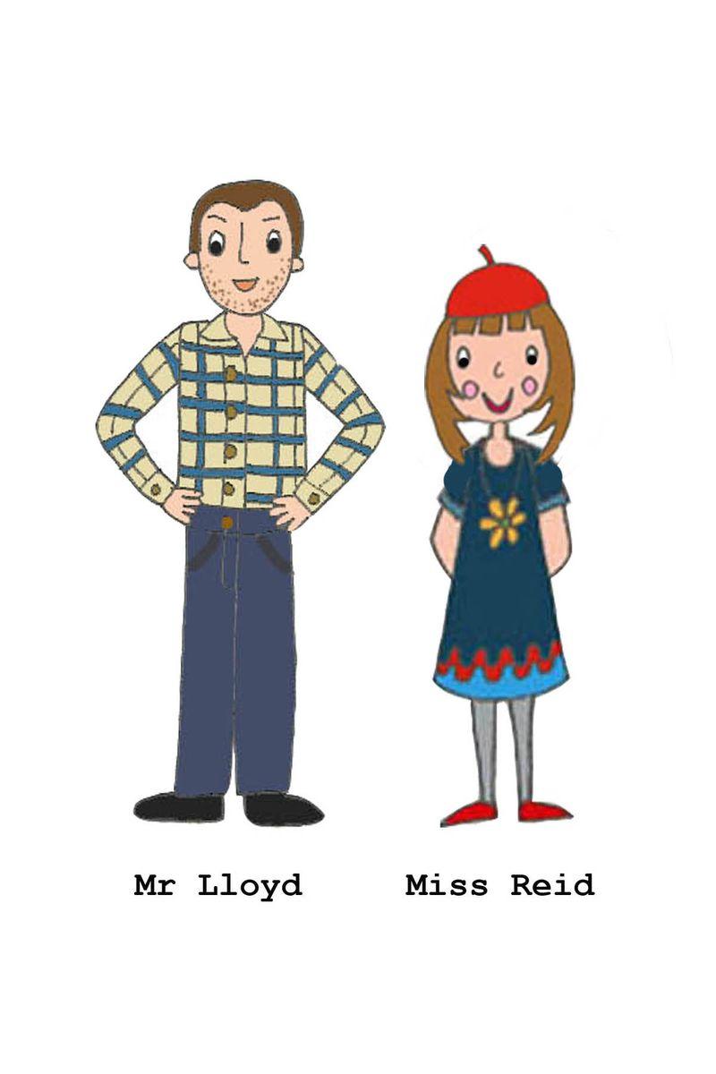 Mr Lloyd & Miss Reid