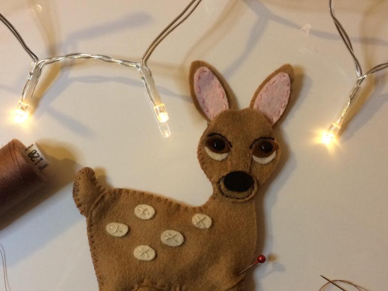 Babino deer