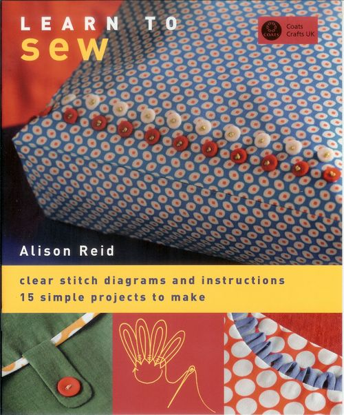 Learn to Sew cover