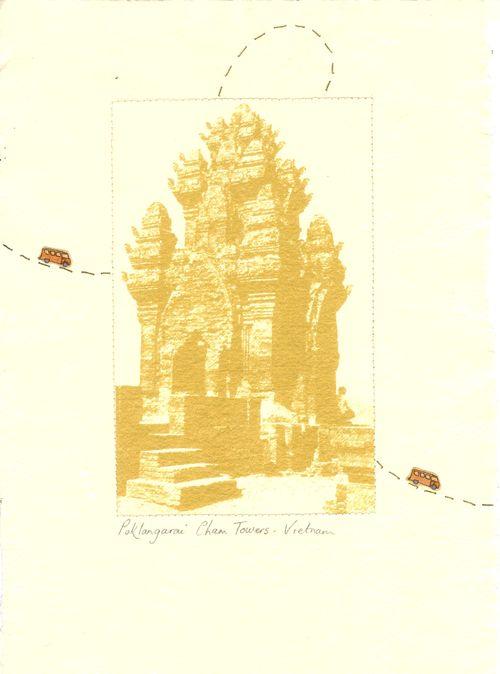 Cham Towers
