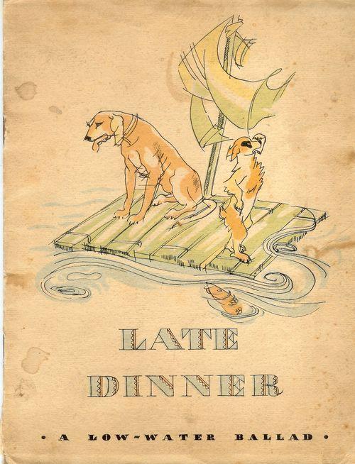 Book Late Dinner