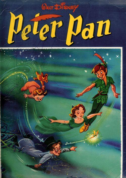 Book Peter Pan - 1967