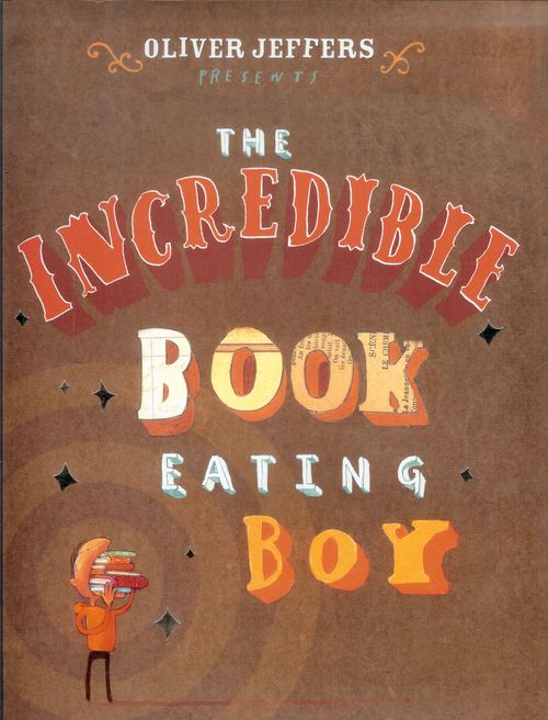 Book The incredible book eating boy - 2006
