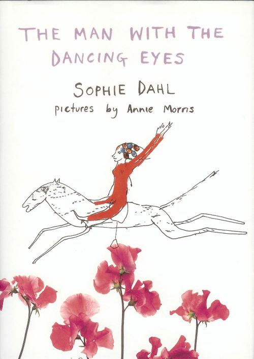 Book The man with the dancing eyes - 2003