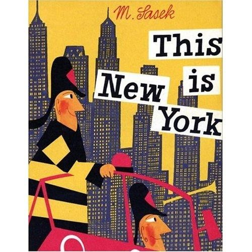 Book This is New York - 1960